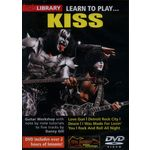 Music Sales Learn To Play Kiss (DVD)