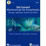Hal Leonard Klavierschule for Erwachsene 1