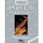 Edition Dux Popular Christmas A-Sax + Pian