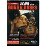 Music Sales Jam With Guns n Roses DVD