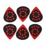 Dava Jazz Grips Delrin Pick Set