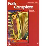 Edition Metropol Folk Complete for Accordion 2