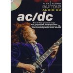 Music Sales Play-Along Guitar AC/DC