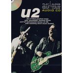 Music Sales Play-Along Guitar U2