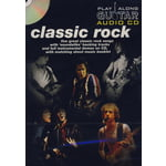 Music Sales Play-Along Guitar Classic Rock
