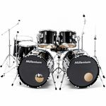 Millenium MX500 Doublebass Drum Set Rock