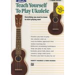 Alfred Music Publishing Teach Yourself To Play Ukulele