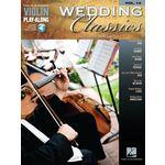Hal Leonard Wedding Classics f. Violin