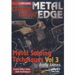 Music Sales Metal Edge Metal Soloing 3