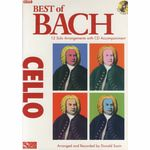 Hal Leonard Best of Bach for Cello