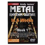 Music Sales Metal Rhythm Guitar Week 1