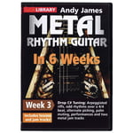 Music Sales Metal Rhythm Guitar Week 3