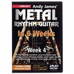 Music Sales Metal Rhythm Guitar Week 4