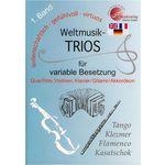 Musikverlag Keller Weltmusik-Trios Variable Vol.1