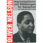 Paul C. R. Arends Verlag Improvisations-Stilübungen Sax