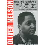 Paul C. R. Arends Verlag Improvisations-Stilübungen Sax