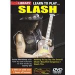 Music Sales Learn to Play Slash DVD