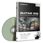 DVD Lernkurs Hands On Guitar Rig