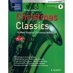 Schott Christmas Classics Altsax.