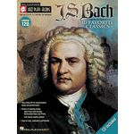 Hal Leonard Jazz Play Along J.S.Bach