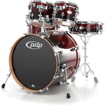 DW PDP M5 Fusion - Cherry - Shell