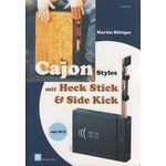 Schell Music Cajon Styles Stick Kick