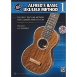 Alfred Music Publishing Basic Ukulele Method + CD