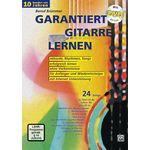 Alfred Music Publishing Garantiert Gitarre Lernen DVD