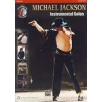 Alfred Music Publishing Michael Jackson Solos Clarinet