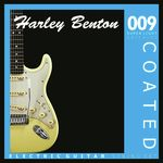 Harley Benton Coated Electric Guitar 009