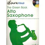 Faber Music The Green Book A-Sax