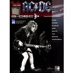 Hal Leonard Fender G-DEC AC/DC