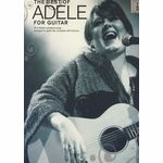 Wise Publications Best Of Adele Guitar