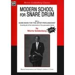 Alfred Music Publishing Modern School for Snare Drum