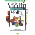 Hal Leonard Play Violin Today Beginner Set