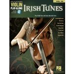 Hal Leonard Violin Play Along Irish Tunes