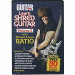 Guitar World Learn Shred Guitar Vol.2