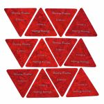 Harley Benton Big Triangle Pick Set 0,46