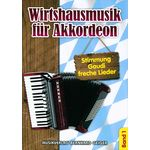 Musikverlag Geiger Wirtshausmusik for Accordion 1