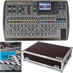Behringer X 32 Case Bundle