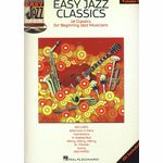 Hal Leonard Easy Jazz Classics Play-Along