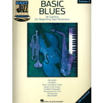 Hal Leonard Easy Basic Blues Play Along