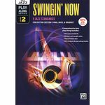 Alfred Music Publishing Jazz Play Along Swingin Now