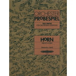 C.F. Peters Orchester Probe Horn