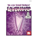 Mel Bay Teach Yourself Lever Harp +CD