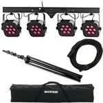 Stairville Stage TRI LED Extension Bundle