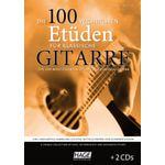 Hage Musikverlag 100 Etudes Classical Guitar