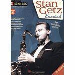 Hal Leonard Jazz Play Along: Stan Getz