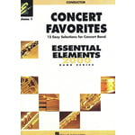 Hal Leonard Concert Favorites Vol.1 Score