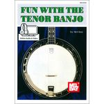Mel Bay Fun With The Tenor Banjo +DVD